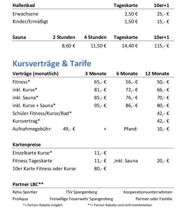LBC Preise und Kurse. Stand 02-2020-002